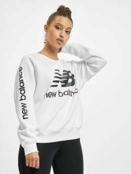 New Balance Pullover WT83560 weiß