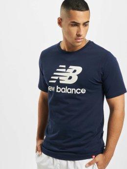 New Balance T-Shirt MT83530  blau