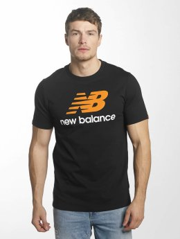 New Balance T-shirts MT73587 Essentials sort