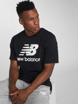 New Balance T-shirts MT83530 sort