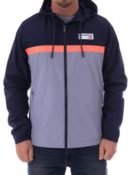 New Balance Winterjacke Mj73557day Athletics 78 grau