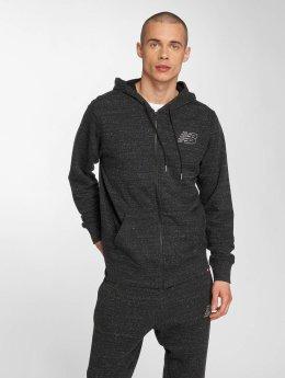 New Balance Zip Hoodie MJ81556  czarny