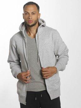 New Balance Zip Hoodie MJ81508 gray