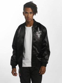 New Era Куртка-бомбардир BNG Cleveland Cavaliers черный