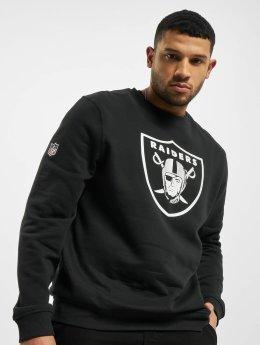 New Era Пуловер Team Logo Oakland Raiders черный