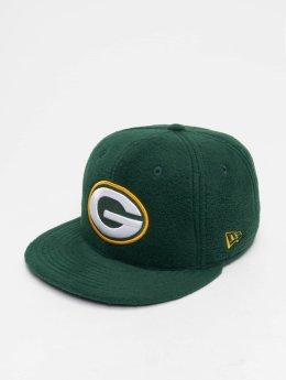 New Era Baseballkeps NFL Wintr Utlty Micro Fleece Green Bay Packers 59 Fifty grön