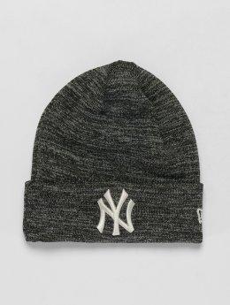 New Era Beanie MLB Cuff New York Yankees negro