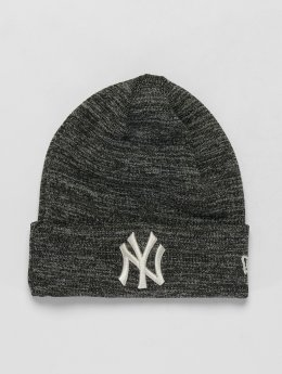 New Era Beanie MLB Cuff New York Yankees nero