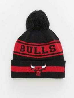 New Era Beanie NBA Team Jake Chicago Bulls Cuff schwarz