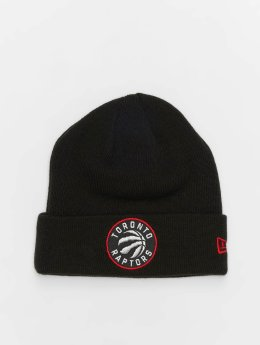 New Era Beanie NBA Team Essential Toronto Raptors Cuff schwarz