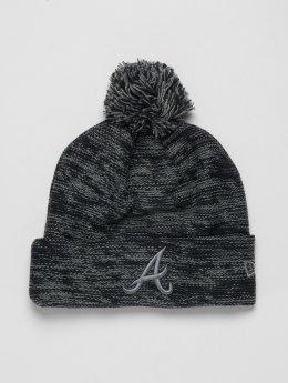 New Era Berretto di lana MLB Cuff Atlanta Braves grigio