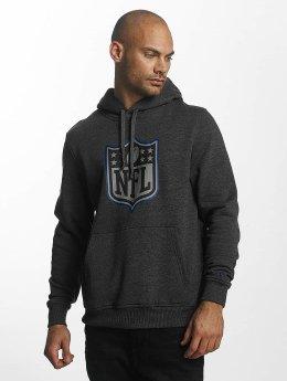 New Era Bluzy z kapturem NFL Generic Logo szary