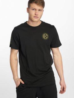 New Era Camiseta Nfl Camo Collection Pittsburgh Steelers negro