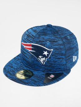 New Era Casquette Fitted NFL New England Patriots bleu
