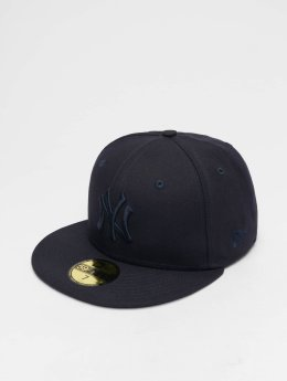 New Era Casquette Fitted MLB League Essential New York Yankees 59 Fifty bleu 1989cf2a876