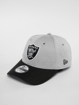 New Era Casquette Flex Fitted NFL Oakland Raiders 39 Thirty gris