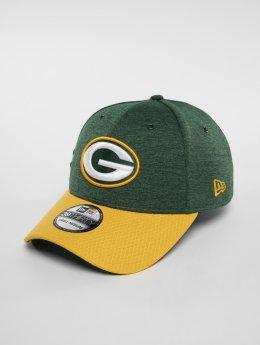 New Era Casquette Flex Fitted NFL Green Bay Packers 39 Thirty vert