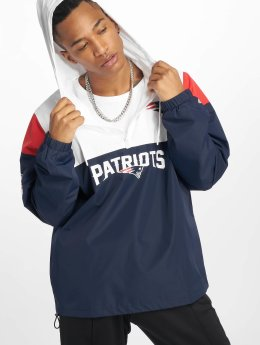 New Era Chaqueta de entretiempo Nfl Colour Block New England Patriots azul