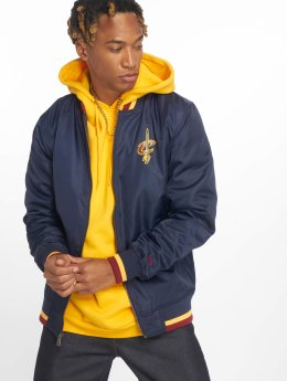 New Era College Jacke NBA Team Cleveland Cavaliers blau