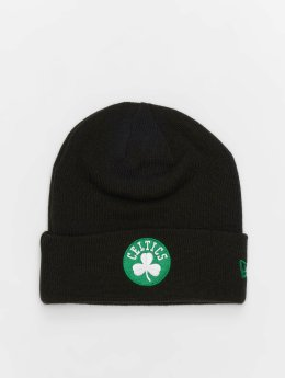 New Era Czapki NBA Team Essential Bosten Celtics Cuff czarny