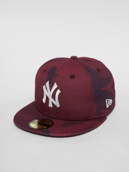 New Era Fitted Cap MLB Camo Colour New York Yankees 59 Fifty kamufláž
