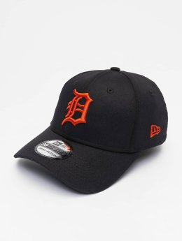 New Era Flexfitted Cap MLB League Essential Detroit Tigers 39 Thirty čern