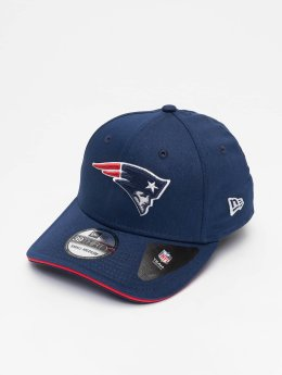 New Era Flexfitted Cap NFL Team New England Patriots 39 Thirty blu