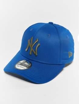 New Era Flexfitted Cap MLB Essential New York Yankees 39 Thirty blu