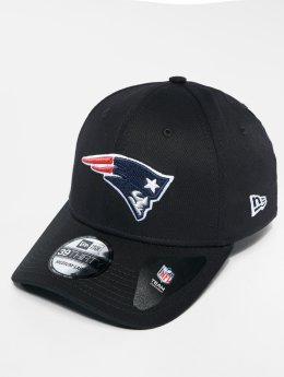 New Era Flexfitted Cap NFL Base New England Patriots czarny