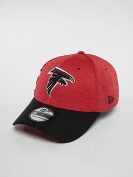 New Era Flexfitted Cap NFL Atlanta Falcons 39 Thirty rouge