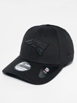 New Era Flexfitted Cap NFL New England Patriots schwarz