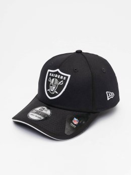 New Era Flexfitted Cap NFL Team Oakland Raiders 39 Thirty schwarz