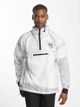New Era Giacca Mezza Stagione Snow Stealth NY Yankees Smock bianco
