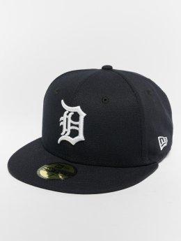 New Era Gorra plana MLB Acperf Detroit Tigers negro