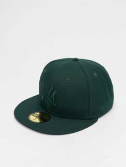 New Era Gorra plana MLB League Essential New York Yankees 59 Fifty verde