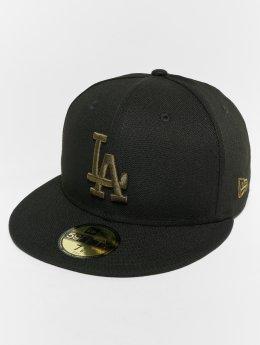 New Era Hip hop -lippikset MLB Essential Los Angeles Dodgers 59 Fifty musta