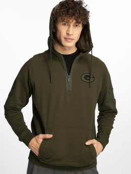 New Era Hoodie Nfl Camo Collection Green Bay Packers oliv