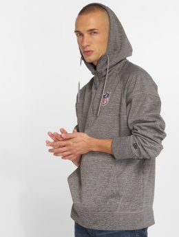 New Era Hoodies NFL Jersey šedá