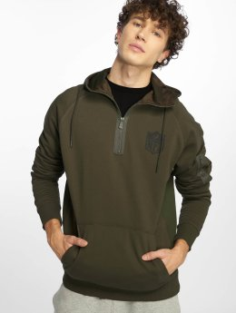 New Era Hoodies Nfl Camo Collection Generic Logo olivový