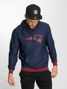 New Era Hoody Dryera New England Patriots blau
