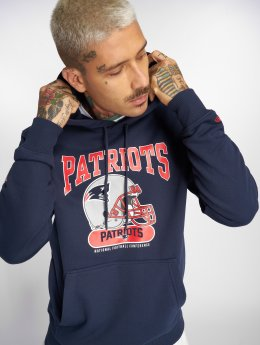New Era Hoody NFL Archie New England Patriots blauw