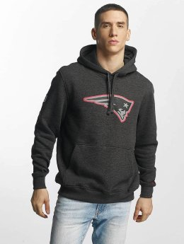 New Era Hoody Two Tone Pop New England Patriots grau
