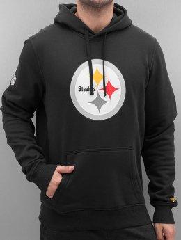 New Era Hoody Logo Pittsburgh Steelers schwarz
