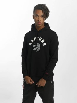 New Era Hoody Team Logo Toronto Raptors zwart
