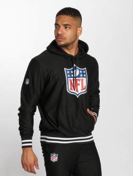 New Era Hoody Dryera NFL Shield zwart