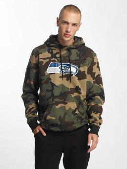 New Era Hupparit Woodland Seattle Seahawks camouflage