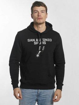 New Era Hupparit Team Logo San Antonio Spurs musta