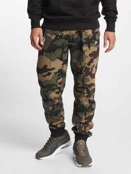 New Era joggingbroek Woodland NY Yankees camouflage