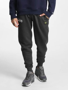 New Era joggingbroek Seattle Seahawks Fleece grijs