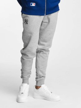 New Era joggingbroek NY Yankees grijs